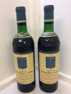 1967 Chateau Smith Haut Lafitte, Pessac-Leognan - 2 bottles