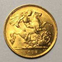 Great Britain - ½ Sovereign 1912 - George V - gold