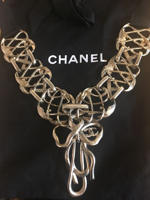 Chanel - Important collier