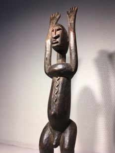 'Nommo' sculpture - DOGON - Mali