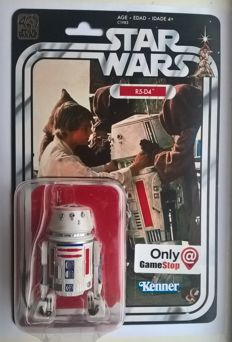 Star Wars A New Hope 40th anniversary - R5-D4 - Game Stop Exclusive