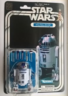 Star Wars A New Hope 40th anniversary - R2-D2