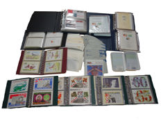 The Netherlands 1981/1999 - batch of maximum cards, children's thank-you cards, EDBs, EDKs teleletters