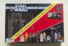 "Darth Vader "" RED EYE VARIANT "" Star Wars A New Hope 40th anniversary Legacy Pack"
