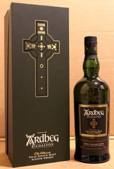 Ardbeg Kildalton Islay Single Malt Whisky - 700ml 46% vol. Limited Edition, sold out