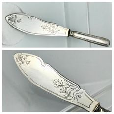 Emile Puiforcat - French silver knife - letter opener - ca. 1890