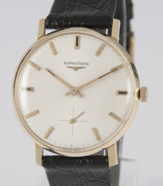 Longines - Vintage Yellow Gold 18k - Unisex - 1970-1979