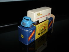 Matchbox - Major Pack No. 2 - Scale 1/76 - Bedford - year 1957