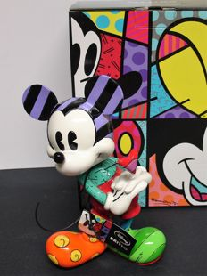 Disney - Figurine - Romero Britto - Disney Showcase - Mickey Mouse (2013)