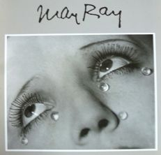 Man Ray; lot of three books - 1975-1990