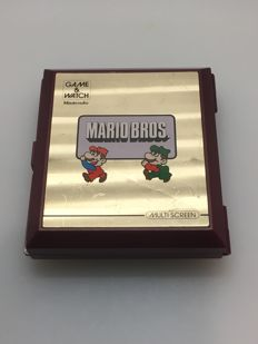 Nintendo Game & Watch Multi Screen Mario Bros - 1983