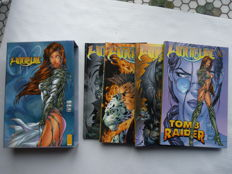 Witchblade - Volumes 6-10 - 5 x Hardback Books in Slip Case - (1998)