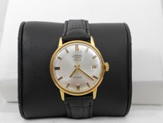 Vintage Rotary Date  Automatic  21 Jewels Swiss  Men's  Wristwatch Cal. AS 1902/03  Circa 1969