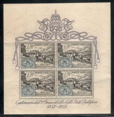 Vatican 1933/1952 - stamps and sets