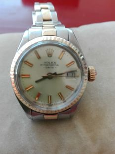 Rolex - Oyster Pepetual Date - 6900 - 女士 - 1970-1979