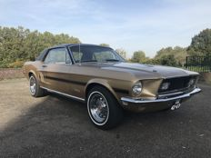 Ford - Mustang GT/CS California special 289ci AUT - 1968
