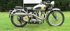 BSA - M24 - Goldstar - 500cc - 1939