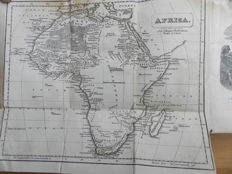 Jameson & Wilson - Narrative of Discovery and Adventure in Africa - 1832