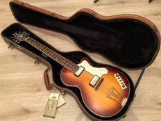 Hofner Contemporary Series - CT Club Semi-Hollow 2010