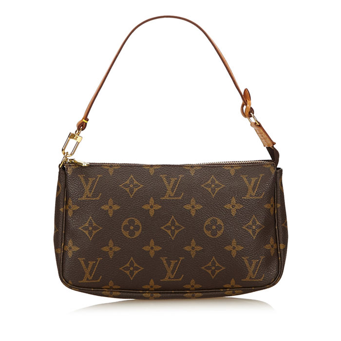 louis vuitton monogram pochette accessoires handtasche catawiki. Black Bedroom Furniture Sets. Home Design Ideas