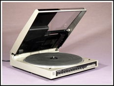"Technics SL-6 ""linear tracking"" turntable"