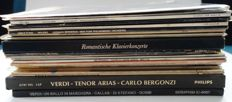 Chopin,Puccini,Bernstein&others - Lot of 19 albums & 3 box-sets