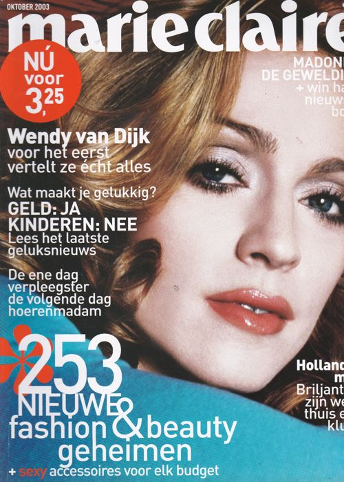 22 Music magazines with Madonna on fr cvr. + art.pict.or posters ins.All vg+ to nm cond.