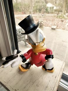 Disney, Walt - Figure  - Uncle Scrooge McDuck (c. 1990)