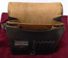 Military shoulder bag, mailbag, equipment supplied to soldiers