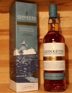 Glen Keith Single Malt Scotch Whisky, Distillery Edition, Original Bottling 40%vol. 70cl