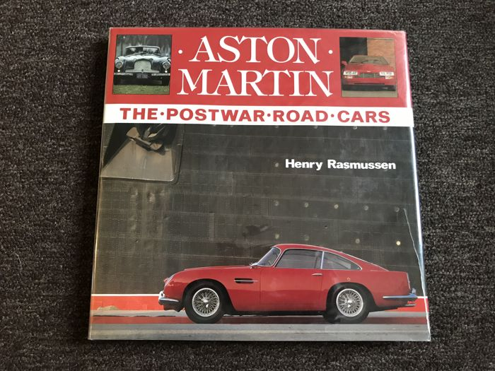 Aston Martin The Postwar Road Cars