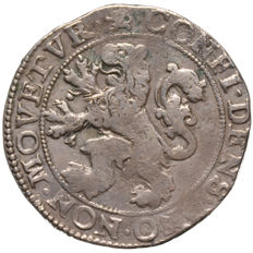 Netherlands, Friesland - ½ Leeuwendaalder (Lion Thaler) without year on 'Generaliteitsmuntvoet' - silver
