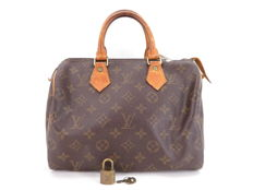 Louis Vuitton - Monogram Speedy 25 Handtas