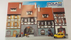 "Gauge G - Pola - 331774 - Construction kit Half-timbered House ""SCHWABENPOORT"""