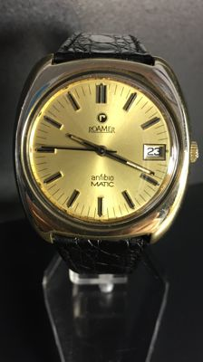 Roamer - Anfibio Matic  - Year 1970