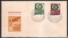 Federal Republic of Germany 1949/59 - batch of better first day covers