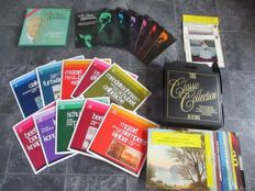2 Fantastisch Boxsets (16 Records) and 14 LP/10Inch, Big Lot Classical Music With Many Piano Related Items, All VG+ To NM And Mint,