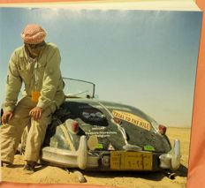 "Book ""Trial to the Nile"" - Report on this Rally in 2002 with a lot of pictures"