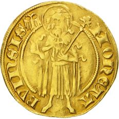 Germany (Archbishop of Cologne) - Florin nd (Cologne) - Dietrich von Moers - gold