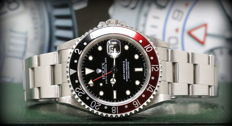 Rolex - Gmt Master II 16710 Ser. N Like New Never Polished - Miehet - 1990-1999