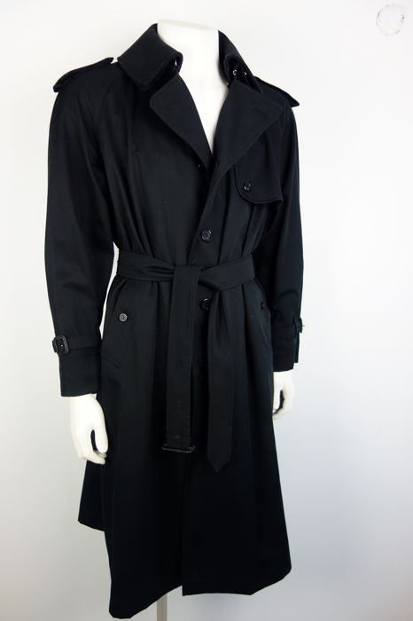 quality design daffb bc543 Burberry - trench-coat - lang model - Catawiki