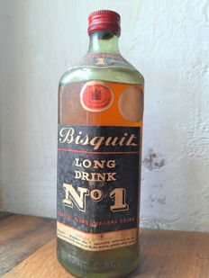 "Rare & old Cognac - Bisquit ""Long Drink No 1"""