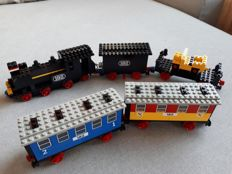 Trains 4,5V - 182 - Train set with motor