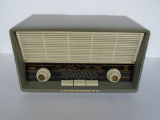 Philips Philitina tube radio type B1D43A from 1964 from Germany