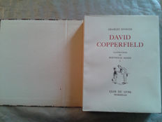 Charles Dickens - David Coperfield - 3 volumes - 1948