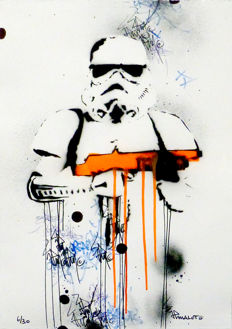 JP Malot - Startrooper Orange