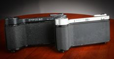 2 MAMIYA Filmholders 6x7 & 6X9  for UNIVERSAL and SUPER 23