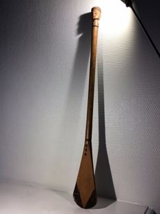 scepter or ceremonial paddle - LUENA  - Congo