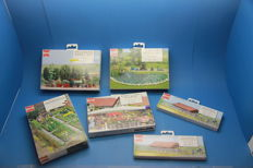 Busch H0 - 1017/1072/1210/1211/1254 - Everything for Growth and Flowering on your railway