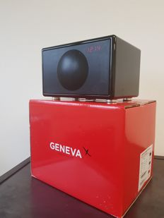 Geneva Model S - Speaker Dock - Radio/Clock-Alarm/Aux + Bluetooth Adapter